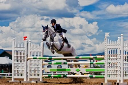 Lake Placid Horse Shows June 27 - July 9, 2017